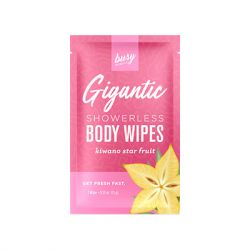 Busy Beauty- Gigantic Body Wipe (8 wipes)
