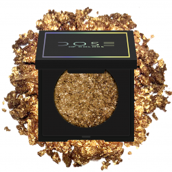 Dose of Colors Block Party Single Eyeshadow - Heart of Gold