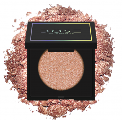 Dose of Colors Block Party Single Eyeshadow - Shell We Dance