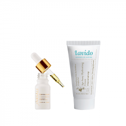 FARSÁLI & LAVIDO - Rose Gold Elixir Mini and Age Away Hydrating Cream
