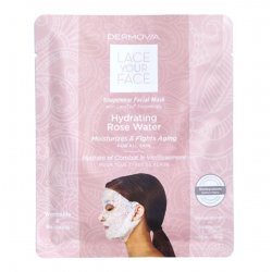 Dermovia Lace Your Face Hydrating Rose Water