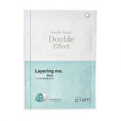 P.PREM - Layering Me. Soothing Mask - Set of 2