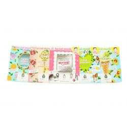3 Sheet Masks by Biobelle Cosmetics