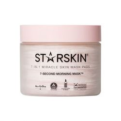 Starskin 7-SECOND MORNING MASK™ 7-in-1 Miracle Skin Mask Pads- 20 MASK PADS