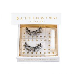Battington Beauty - Monroe 3D Silk Lash with Mini Glue