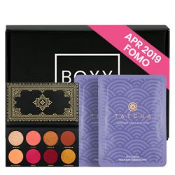 BoxyCharm - April 2019 Mystery FOMO Box #28