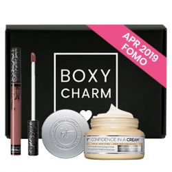 BoxyCharm - BoxyCharm - April 2019 Mystery FOMO Box #34