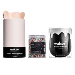 Wakse - Wakse At-Home Self Wax Kit