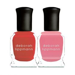 Deborah Lippmann - Fire On The Horizon & Can't Stop The Feeling Nail Polish Set