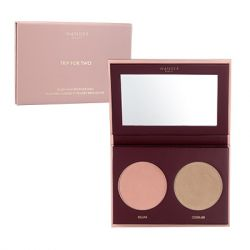 Wander Beauty - Trip for Two Blush & Bronzer Duo Bellini/Costa Rei - Bellini/Costa Rei