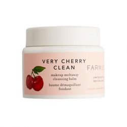 Farmacy - VERY CHERRY CLEAN makeup meltaway cleansing balm