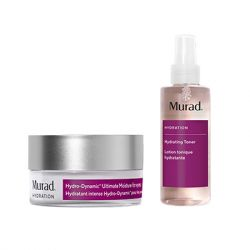 Murad - Hydrating Toner & Hydro-Dynamic Ultimate Moisture for Eyes Set