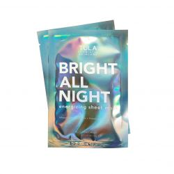 Tula – Bright All Night Energizing Sheet Mask (x2)