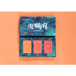 Alamar - Colorete Blush Trio - Medium/Tan