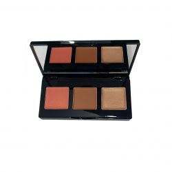 Laura Geller - Multitasking Eye, Lip, Cheek Palette Cream to Powder Trio - Shades of Nude