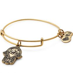 Alex & Ani - Hamsa Charm Bangle