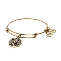 Alex and Ani - Wings of Change Charm Bangle