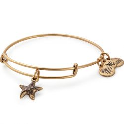 Alex & Ani - Starfish Charm Bangle