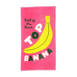 Ban.do - Beach, Please! Giant Towel, Top Banana