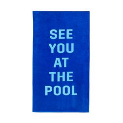ban.do - Beach Please! Giant Towel, See You At The Pool