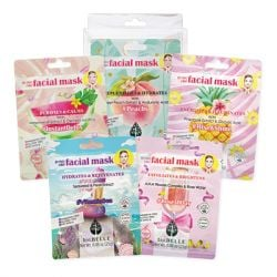 Biobelle - Hydrating 5 Mask Set