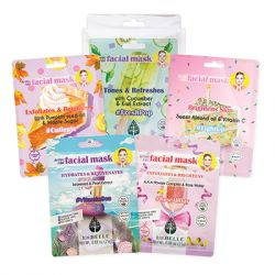 Biobelle - Brightening 5 Mask Set