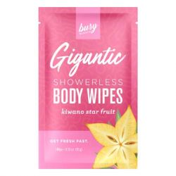 Busy Beauty - Gigantic Body Wipes - 8 pack - 12.72oz