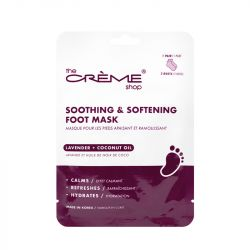 The Crème Shop - Soothing & Softening Foot Mask