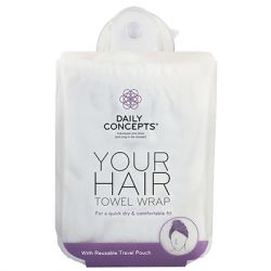 Daily Concepts - Daily Hair Towel Wrap