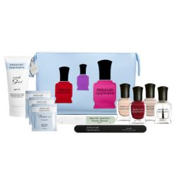 Deborah Lippmann - Come Fly With Me Essential Manicure Set - 10 mL