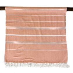 Hallmart Collectibles - Turkish Beach Towel with Tassels