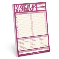 Knock Knock - Classic Pad: Mother's Little Helper