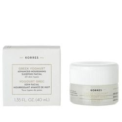 Korres USA - Greek Yoghurt Advanced Nourishing Sleeping Facial - 40ml