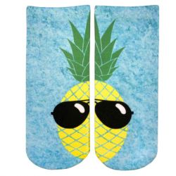 Living Royal - Pineapple Shades Ankle Socks