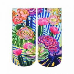 Living Royal - Neon Wild Ankle Socks