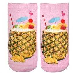 Living Royal - Pina Colada Ankle Socks