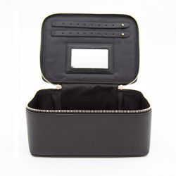 Lulla's Boutique - Leather Make Up Case
