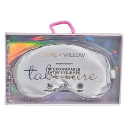 LUXE + WILLLOW - Aromatherapy Warming Eye Mask