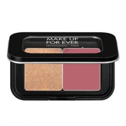 Make Up For Ever - Artist Face Color Mini Highlighter & Blush Duo