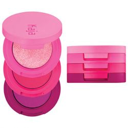 KAJA Beauty - Beauty Bento Bouncy Shimmer Eyeshadow Trio