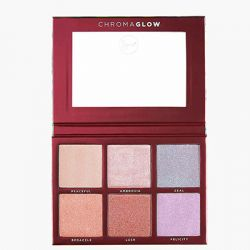 SIGMA - CHROMA GLOW SHIMMER AND HIGHLIGHTER PALETTE