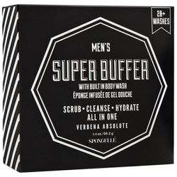 Spongelle - Men's Super Buffer