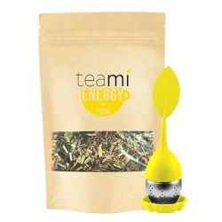 Teami Blends - Energy Tea Blend + Yellow Infuser