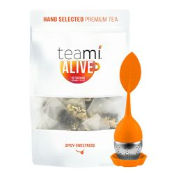 Teami Blends - Alive Tea Blend + Orange Infuser