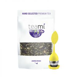 Teami Blends - Butterfly Tea + Yellow Infuser