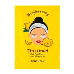 Tony Moly - I'm Gel Eye Mask (Set of 2) - Lemon