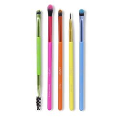 Lavish - 5 Piece Neon Eye Brush Set