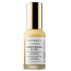 Farmacy - HONEYMOON GLOW AHA Resurfacing Night Serum with Hydrating Honey + Gentle Flower Acids - 30ml