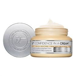 IT Cosmetics - Confidence in a Cream Hydrating Moisturizer - 60 ml