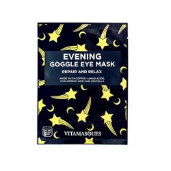 Vitamasques - Evening Goggle Eye Mask - Repair and Relax